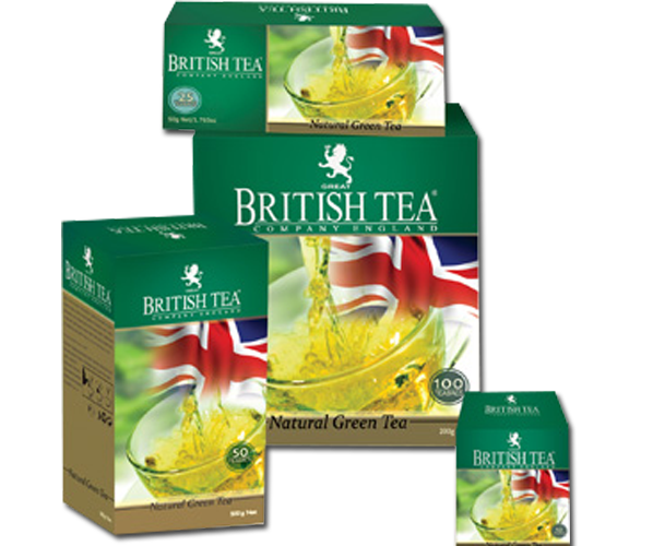 British-Green-Tea