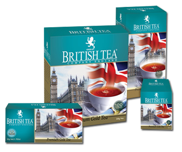Premium Gold Tea